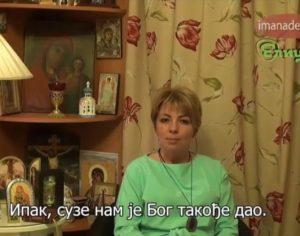 Da li treba plakati? – odgovor pravoslavnog psihologa (VIDEO)
