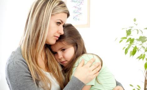 Како рећи детету за смрт блиске особе